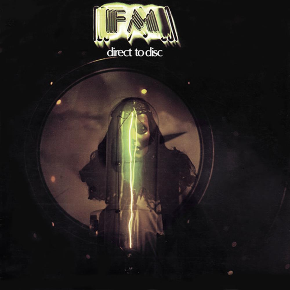 Direct To Disc [Aka: Head Room] by FM album cover