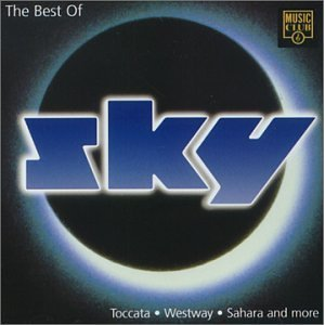 Sky The Best Of Sky album cover