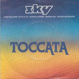 Toccata by SKY album cover