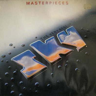 Masterpieces: The Very Best of Sky by SKY album cover