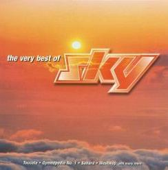 Sky The Very Best of Sky album cover