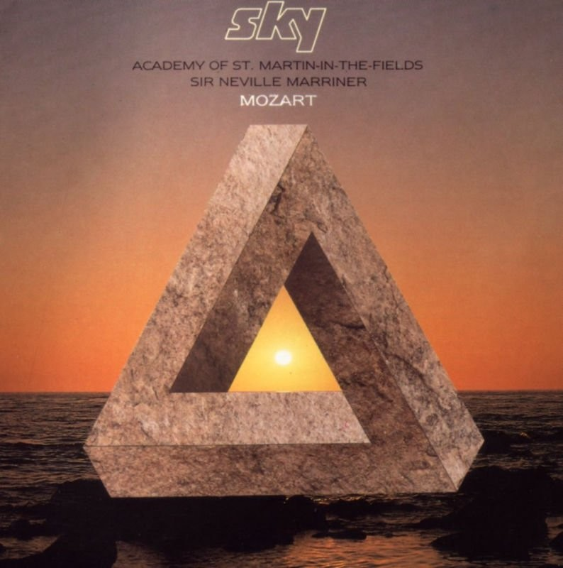 Sky Mozart album cover