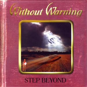 Step Beyond by WITHOUT WARNING album cover