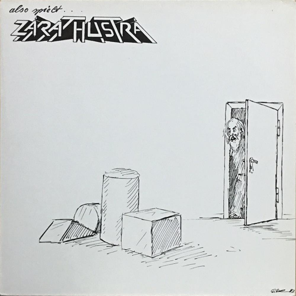Also Spielt ... by ZARATHUSTRA album cover