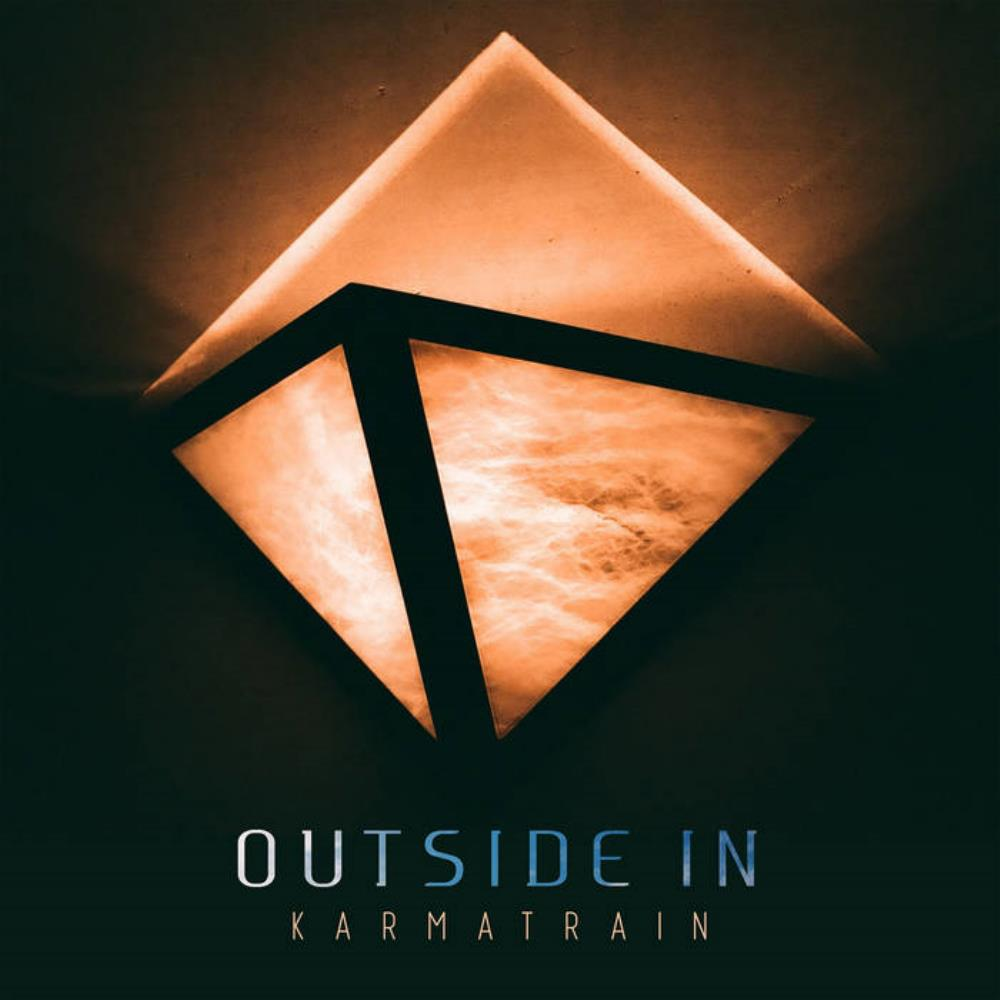 Outside In - Karmatrain CD (album) cover