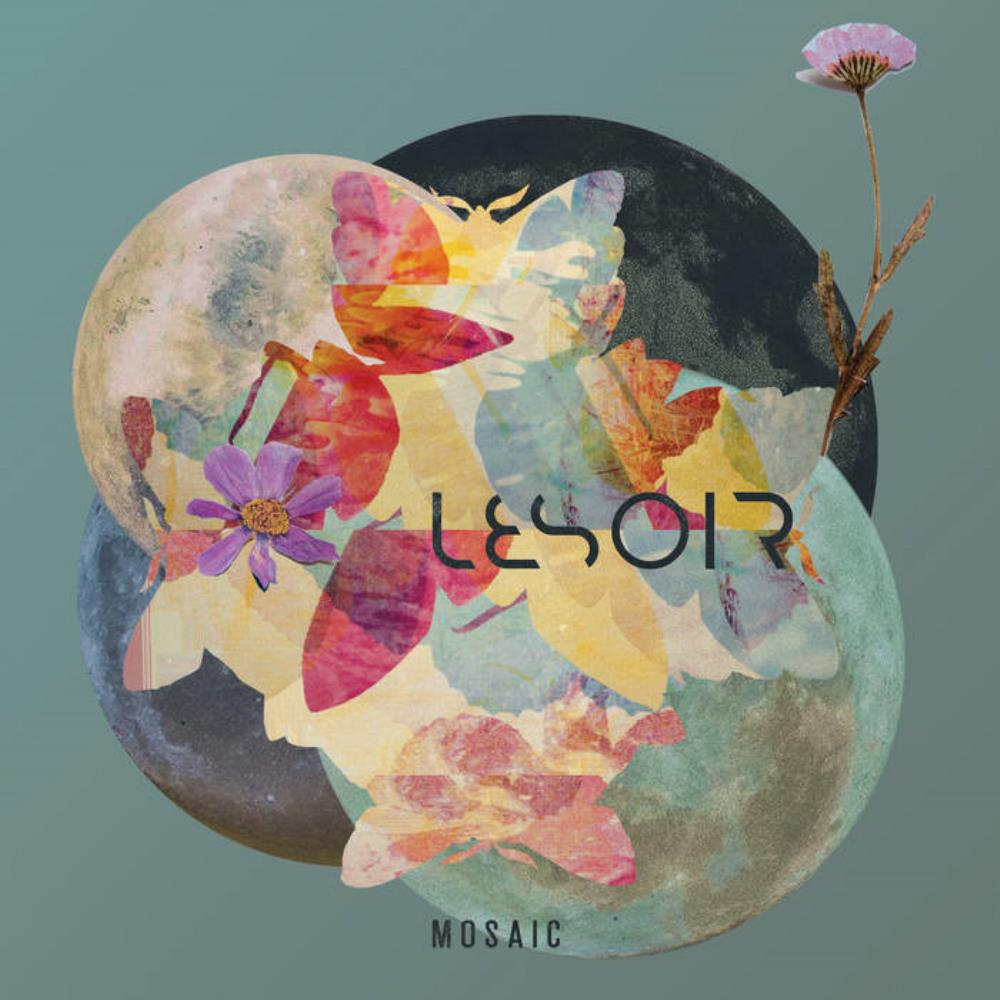 Lesoir - Mosaic CD (album) cover