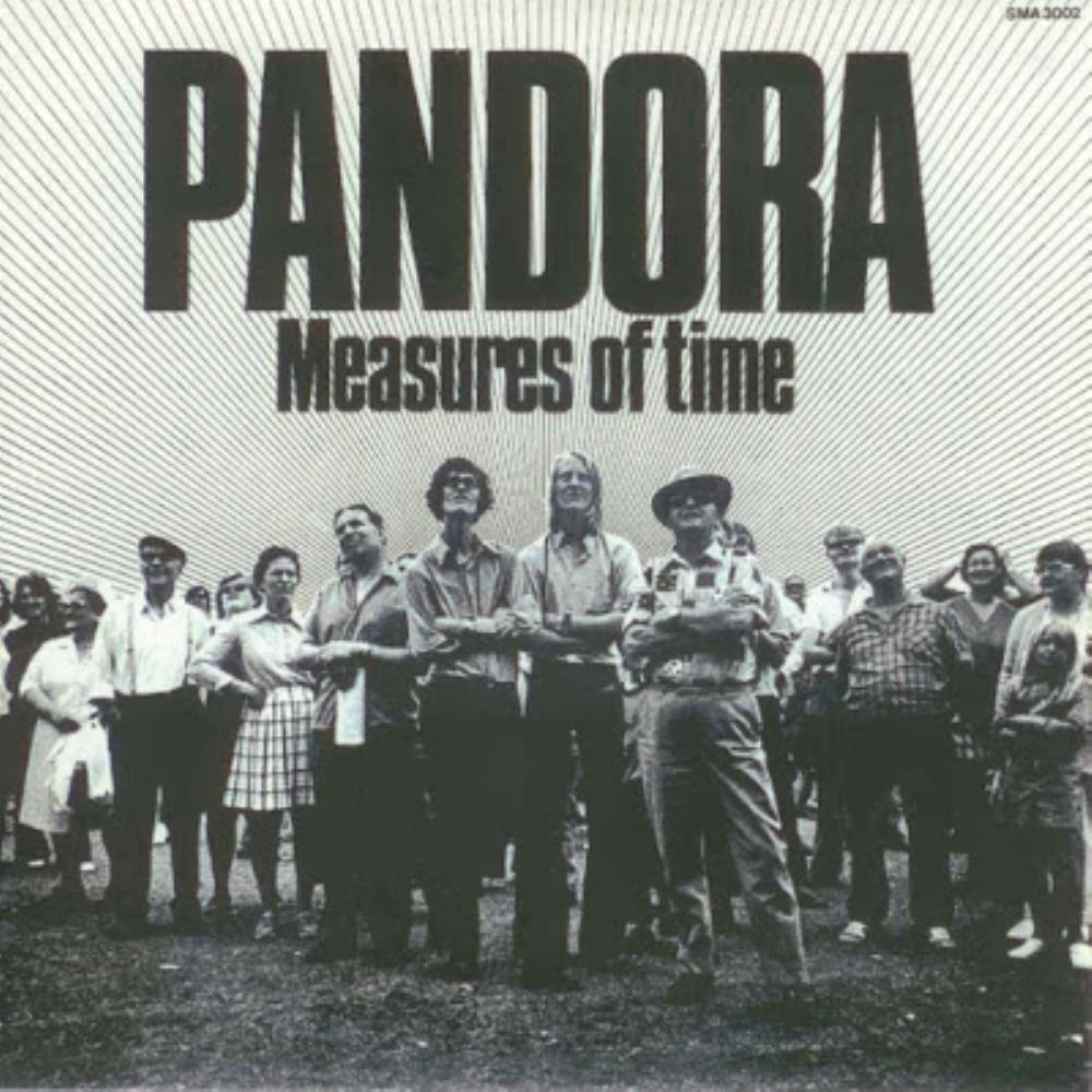 Measures of Time by PANDORA album cover
