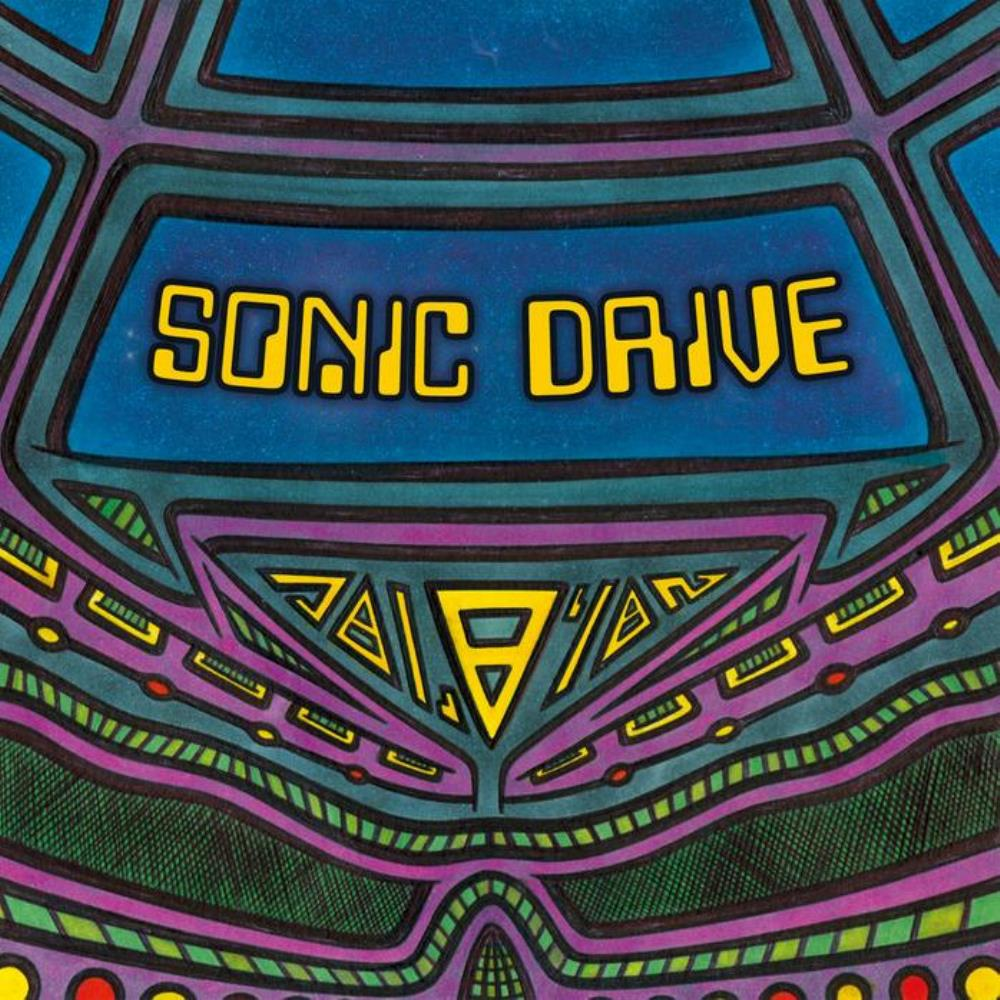 Sonic Drive by JALAYAN album cover