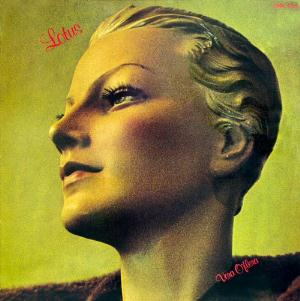 Vera O'Flera by LOTUS album cover