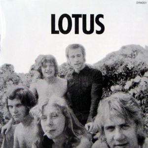 Lotus Lotus album cover