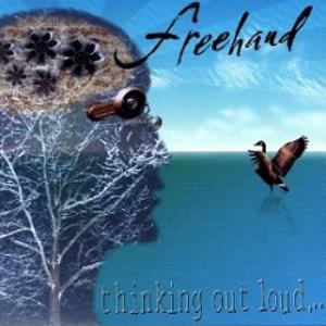 Freehand - Thinking Out Loud CD (album) cover