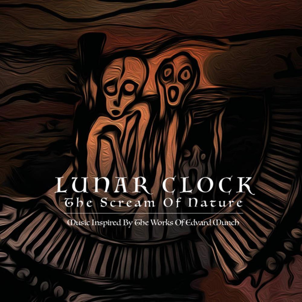 The Scream of Nature by LUNAR CLOCK album cover