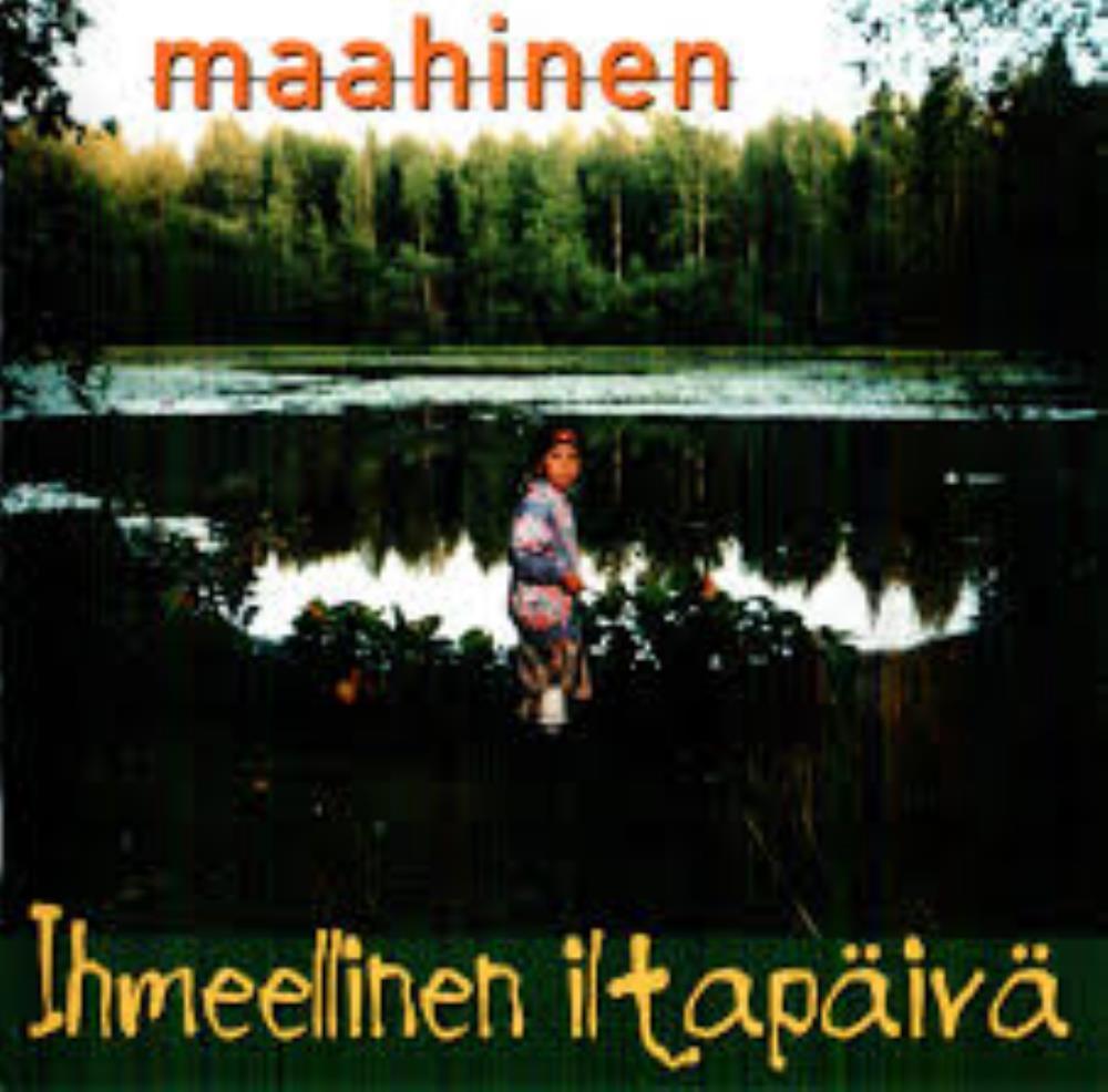 Ihmeellinen iltapäivä (as Maahinen) by PÖRSTI, KIMMO album cover