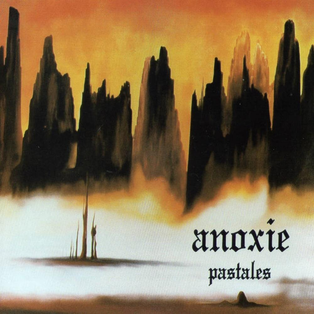 Anoxie Pastales album cover