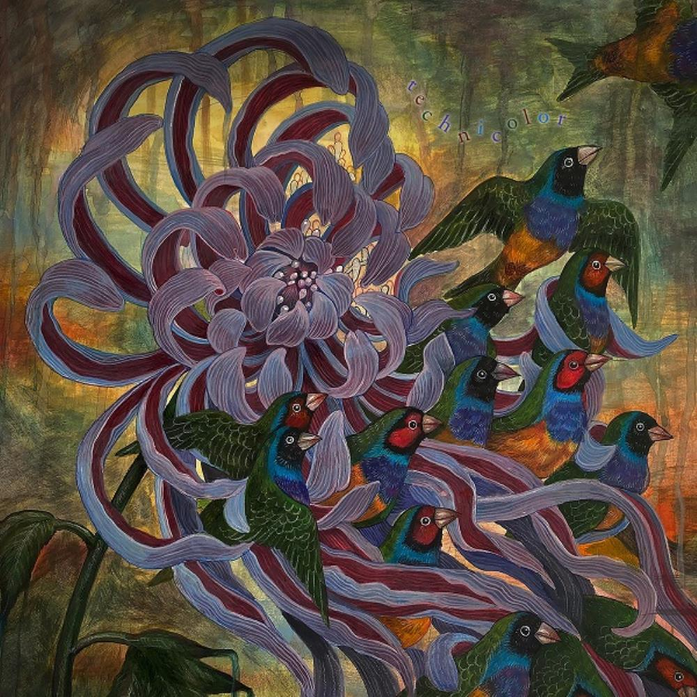 Technicolor by COVET album cover