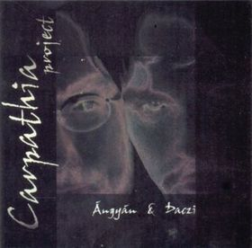 Carpathia Project - Carpathia Project CD (album) cover