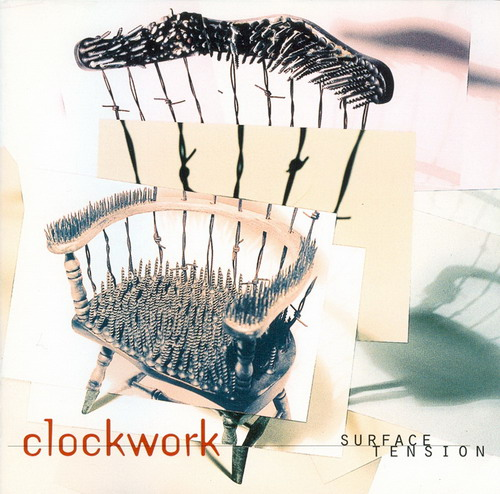 Clockwork - Surface Tension CD (album) cover