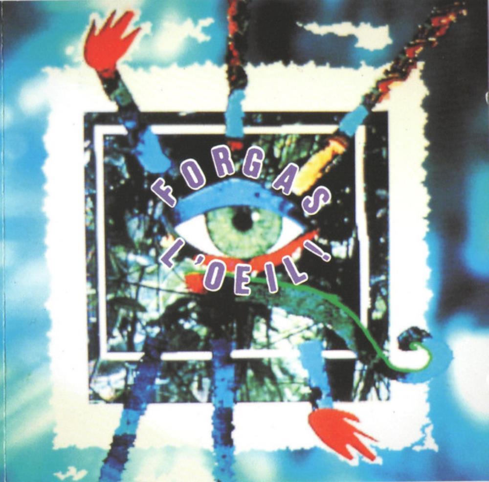L'Oeil by FORGAS, PATRICK album cover