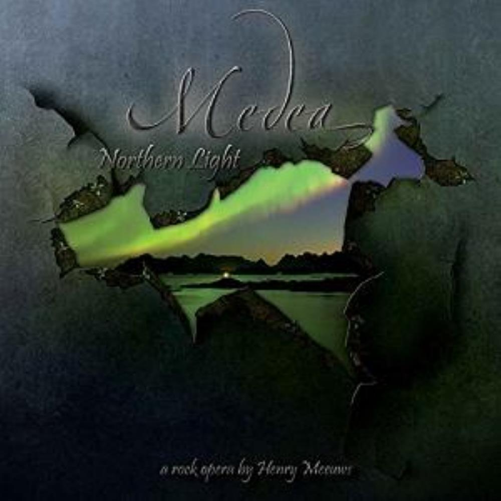 Medea - Northern Light CD (album) cover