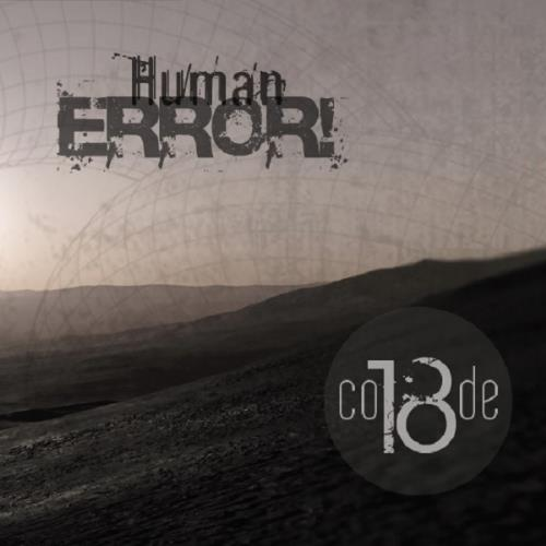 Human Error! by CODE 18 album cover