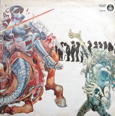 Svijet Po Kojem Gazim by NEPOčIN album cover