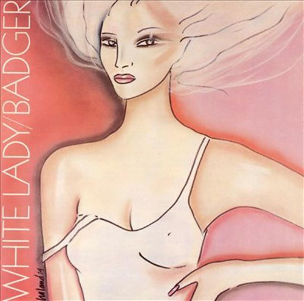 White Lady by BADGER album cover