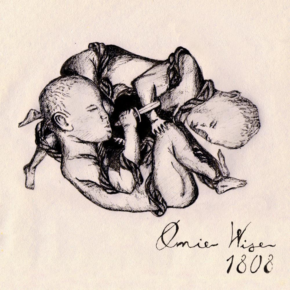 1808 by OMIE WISE album cover