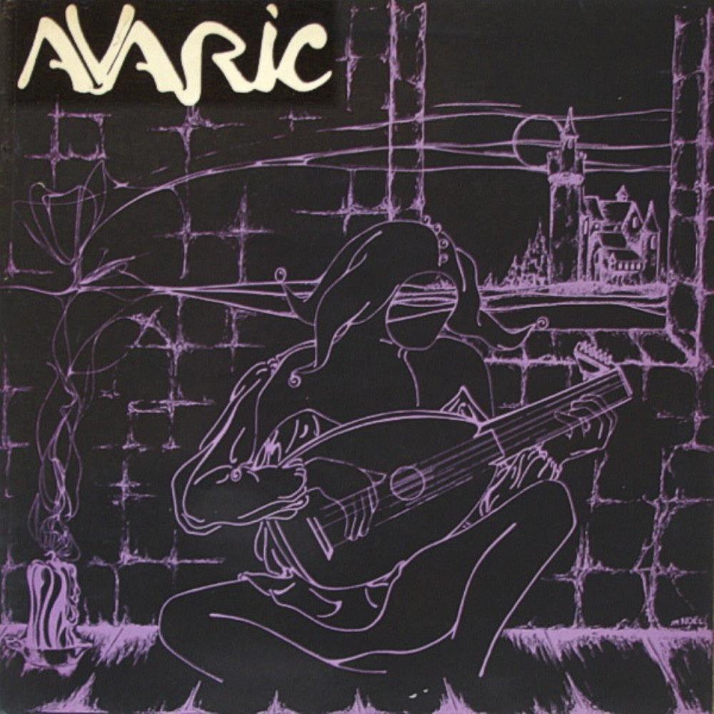 Avaric by AVARIC album cover