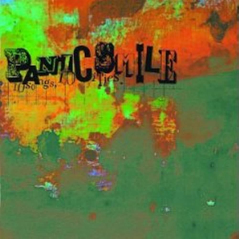10 Songs, 10 Cities by PANICSMILE album cover