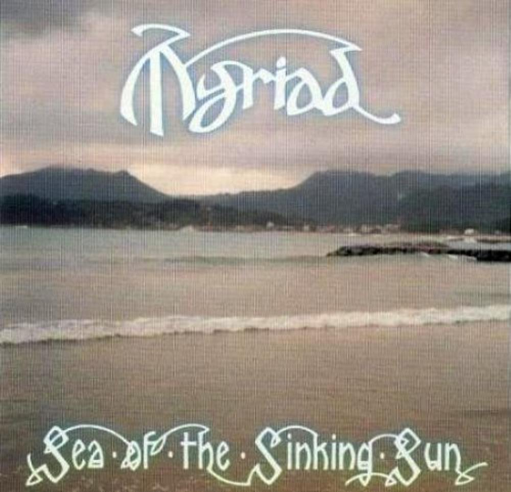 Sea Of The Sinking Sun by MYRIAD album cover