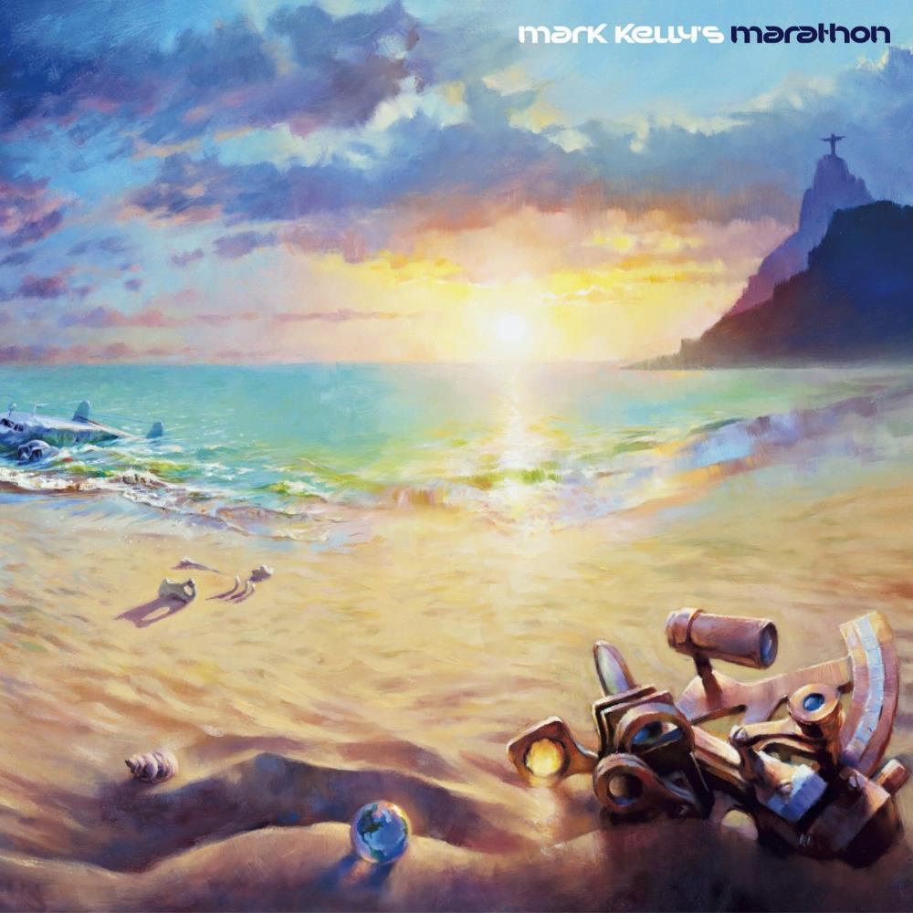 Mark Kelly's Marathon by MARATHON album cover