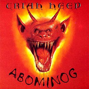 Uriah Heep - Abominog CD (album) cover
