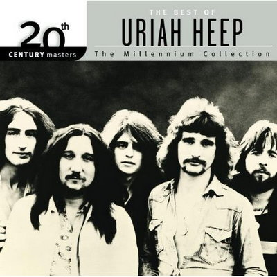 Uriah Heep - 20th Century Masters: The Millenium Collection: the Best of Uriah Heep CD (album) cover