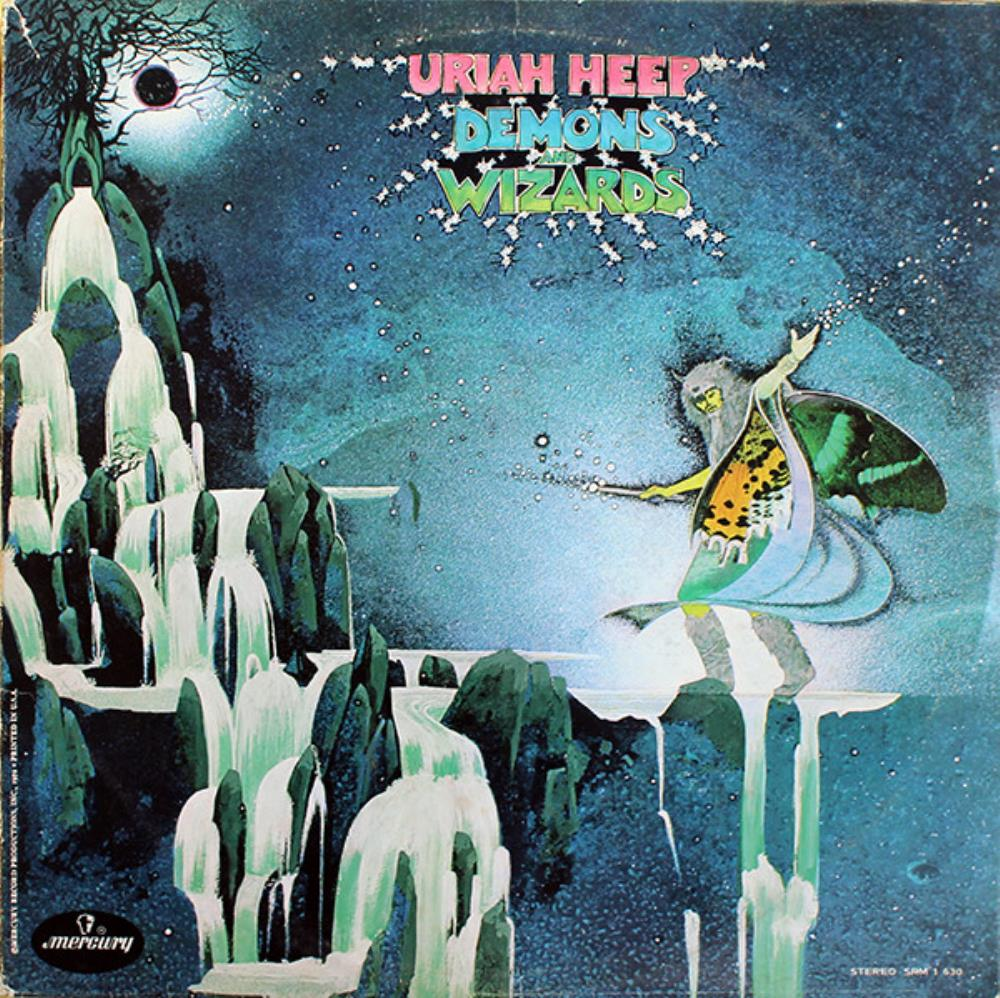 Uriah heep illusion аккорды
