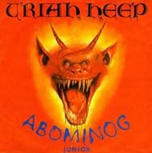 Uriah Heep Abominog Junior EP album cover