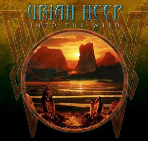 Uriah Heep - Into The Wild CD (album) cover