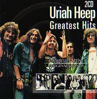 Uriah Heep - Greatest Hits CD (album) cover