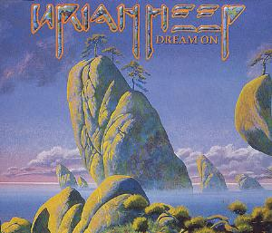 Uriah Heep Dream On album cover