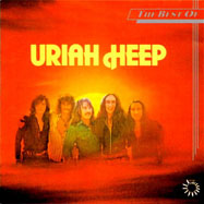 Uriah Heep The Best Of (1985) album cover