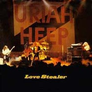 Uriah Heep Love Stealer album cover