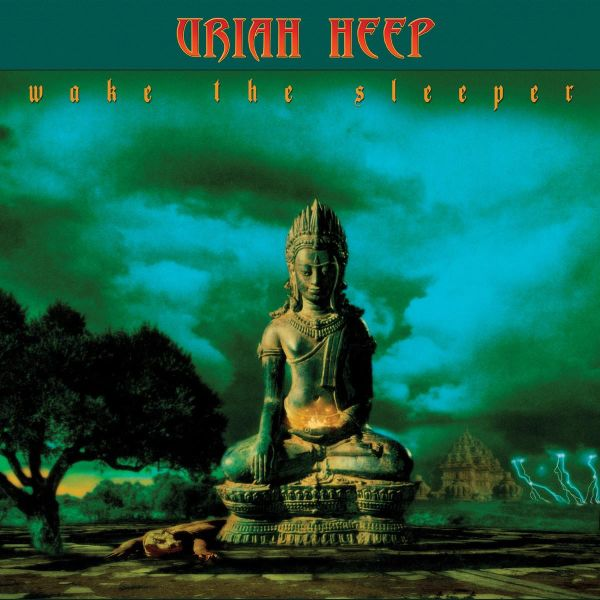 Uriah Heep Wake The Sleeper album cover