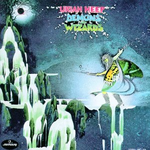 Uriah Heep - Demons and Wizards CD (album) cover