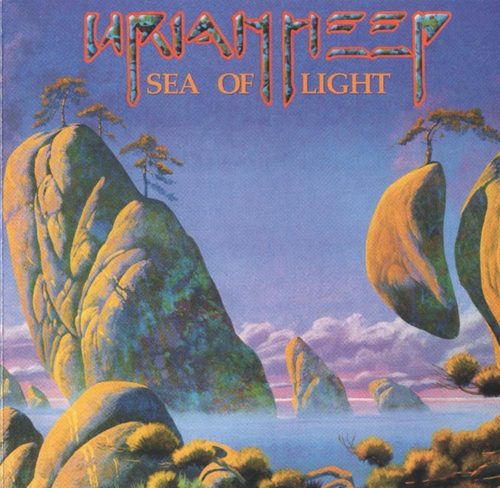Sea Of Light by URIAH HEEP album cover