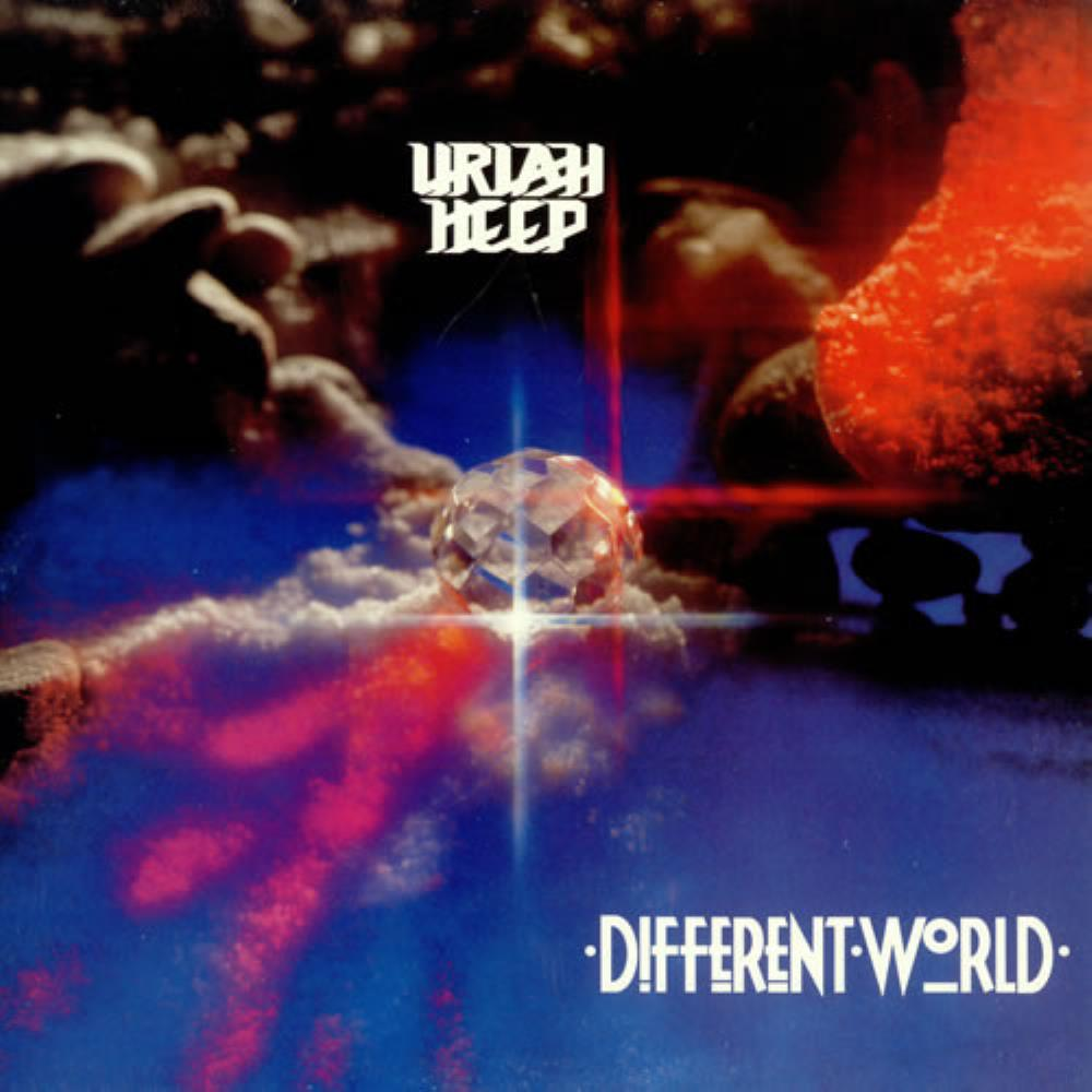 Different World by URIAH HEEP album cover