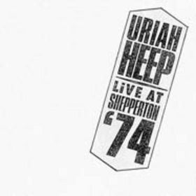 Uriah Heep - Live At Shepperton '74 CD (album) cover