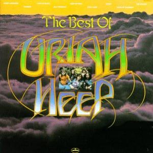 Uriah Heep The Best Of (1976) album cover