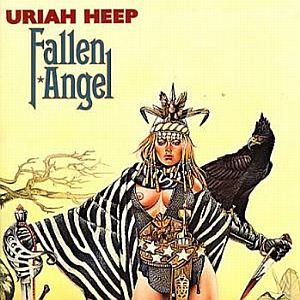 Uriah Heep - Fallen Angel CD (album) cover