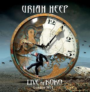 Live at Koko London 2014 by URIAH HEEP album cover