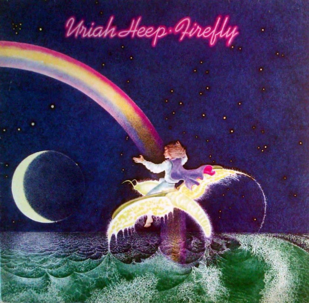 Uriah Heep - Firefly CD (album) cover