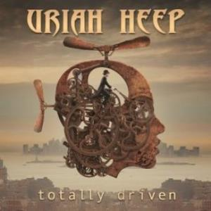 Uriah Heep Totally Driven album cover